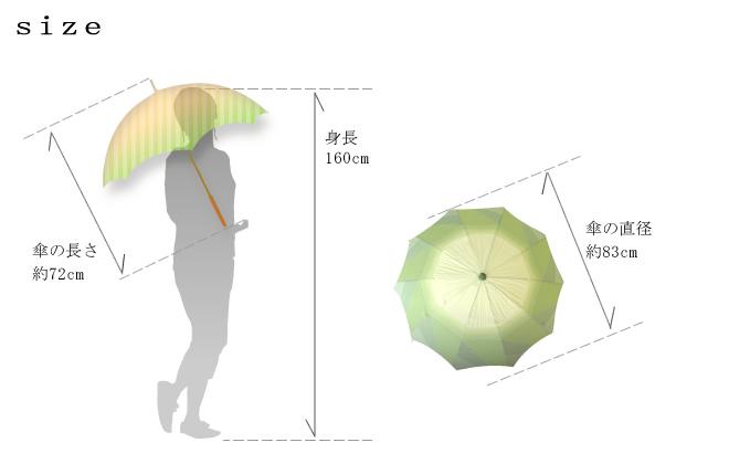 槙田商店の「傘」 菜sai(サイ)